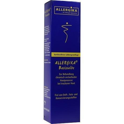 ALLERGIKA BASISSALBE 100g Salbe PZN:8700702 by Allergika GmbH