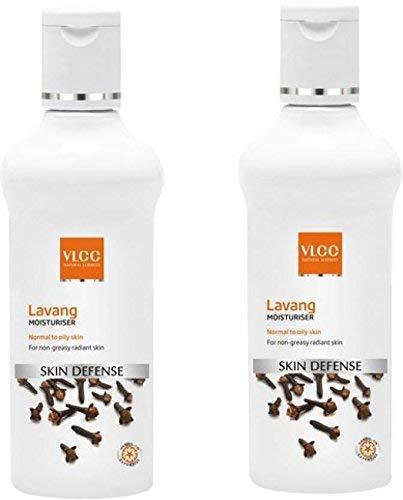 VLCC Natural Sciences Skin Defense Lavang Moisturiser - 100ml (Pack Of 2)