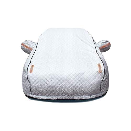 LIAOMJ-Car Covers Fundas para Coche Paño Protector de la Cubierta del Acolchado del Coche al Aire Libre Compatible con Renault Megane RS Talisman Kadjar Duster Captur 2021 (Color : Talisman)