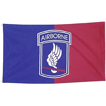 UNITED STATES MILITARY FLAGS Size 5x3 Feet 173 AIRBORNE FLAG