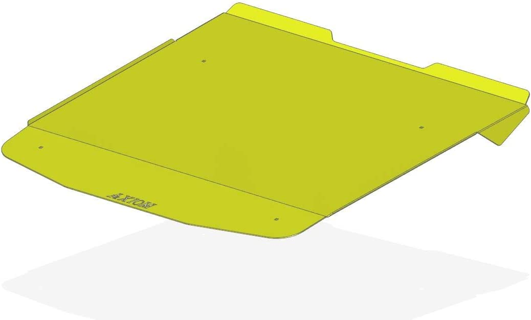 RZR PRO XP Roof Ranking TOP15 Lime by latest AXIOM Squeeze Side By