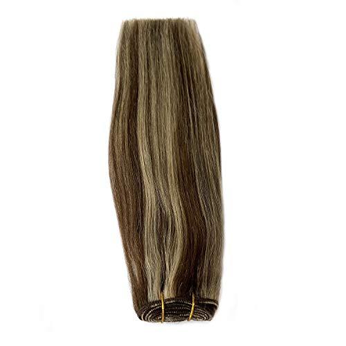 Brown blonde weave _image2