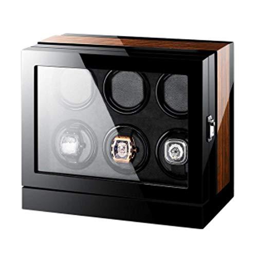FGVBC Bobinadora automática de Relojes, Agitadores Cajas oscilantes Relojes mecánicos Cajas de Relojes Bobinadoras Osciloscopios Mesas de Almacenamiento (Color: 9) Happy Life