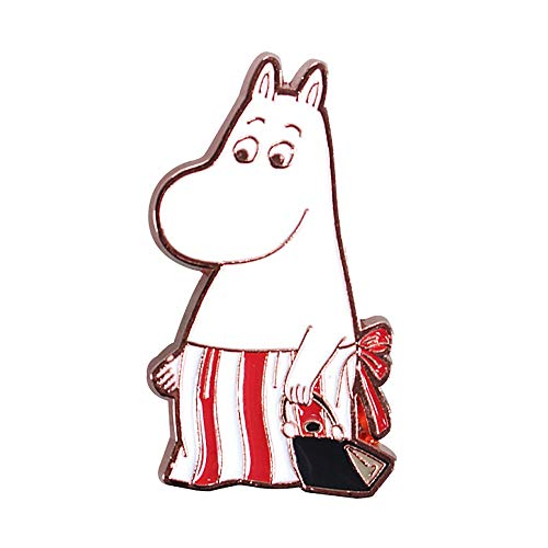 Genuine Moomins Moominmamma Character Pin Badge Alle schönen Dinge
