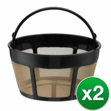 Cuisinart GTF-B Gold Tone Coffee Filter (2 Filters)