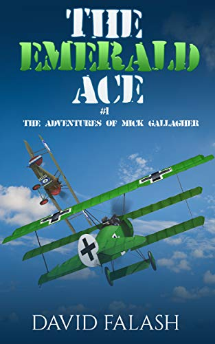 The Emerald Ace: The Adventures of Mick Gallagher #1 (English Edition)