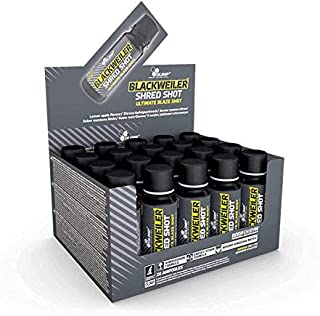 Olimp Blackweiler Shred Shot 20 X 60 ml, 1 Units