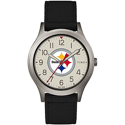 Timex Women's Pittsburgh Steelers Ringer Watch