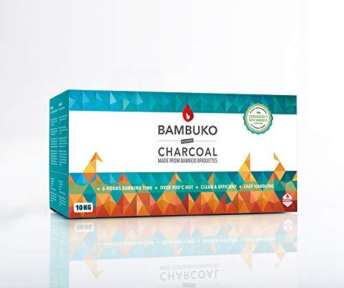 Bambuko 10 kg Bambusgrillbriketts