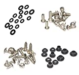 Standard Motorcycle Fairing Bolt Kit For Honda CBR954RR Fireblade / CBR900RR 2002-2003 Body Screws, Fasteners,...