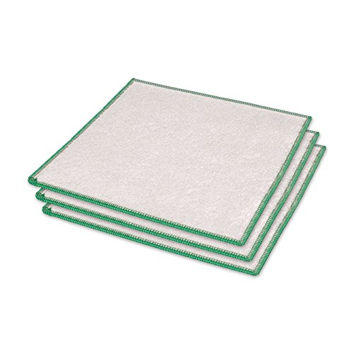 Maxxi Clean MILLIONENTEIL Bambustuch - waschbare Haushaltstücher, umweltfreundlich saugstark reißfest ? ersetzt etwa den Verbrauch eines 2 köpfigen Haushalts an Küchentücher 3 Stück