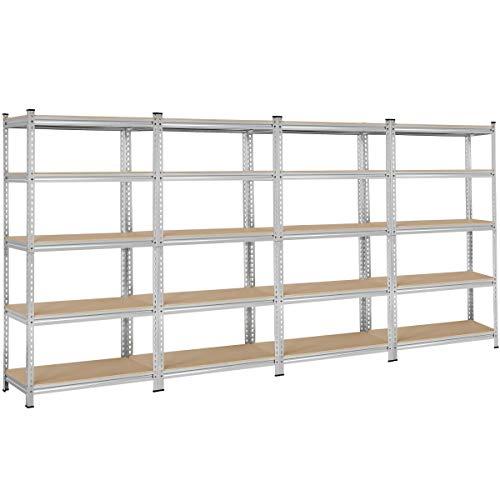 Wooden Utility Shelves