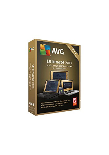 AVG Ultimate 2018 [Import allemand]