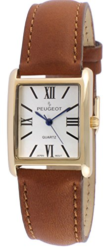 PP Peugeot Damen analog Quarz Uhr 3036BR