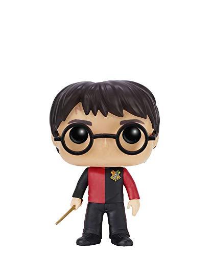 Funko Pop! Harry Potter - Harry Potter (Tri Wizard) #10