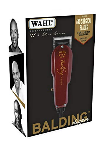 Wahl 5 Five Star Balding Clipper Barber Newest Hair Cut Great Quality