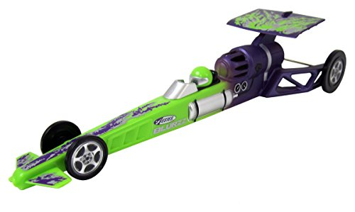 Estes Blurzz Rocket-Powered Dragster Mantis Toy, Green
