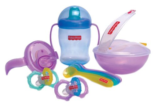 Fisher-Price Weaning Gift Set