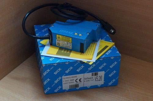 SICK CLV631-6000 Scanner code barres :1041986 Logiciel V5.26