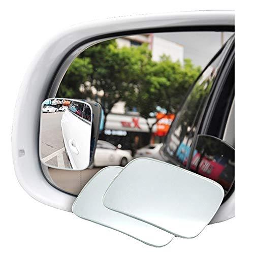 Espejos especiales ciegos compatibles con Peugeot 508, espejos auxiliares de automóvil HD para motocicleta / automóvil / camión / SUV, 2PACK 360 ° espejos de gran angular giratorios ( Size : B )