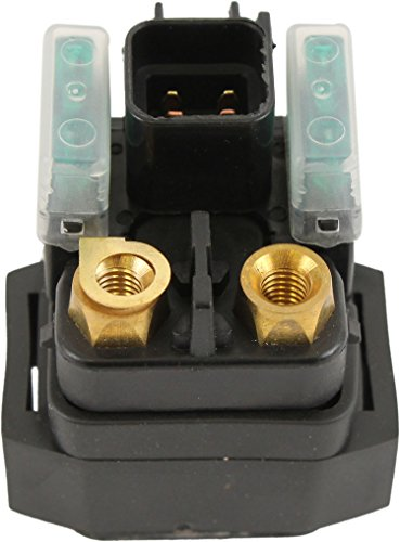 DB Electrical 240-54028 New Starter Relay Compatible With/Replacement For Yamaha ATV Raptor 700 YFM700R 2013 2014 2015 686cc /5UG-81940-00-00/12 Volt