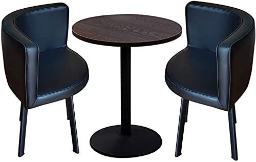 ZHANGPP Milwaukee Mall Dining Table and Mail order cheap Chair Cafe Room Cinema Set Stor