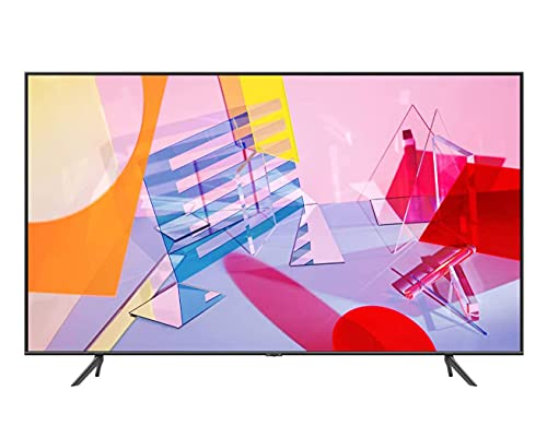 Samsung QN50Q60TA 50' Ultra High Definition 4K Quantum HDR Smart QLED TV with an Additional 1 Year Coverage by Epic Protect (2020)