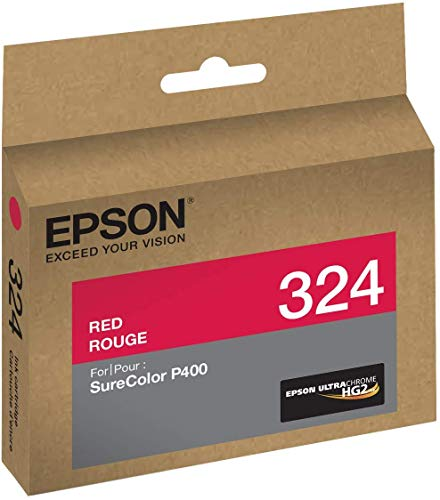 Epson T324720 Epson UltraChrome HG2 Ink (Red) Photo #3