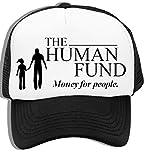 The Human Fund - Money for People. - Seinfeld Niños Gorra De Béisbol con Malla Trasera Kids Baseball Cap Mesh Back