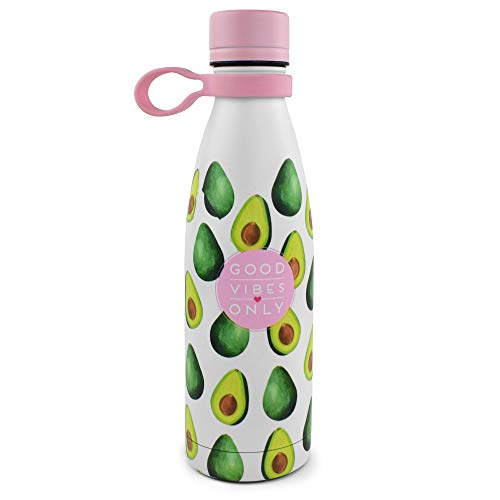 Legami Ssb0003 - Botella térmica, Color Blanco, tamaño Mediano