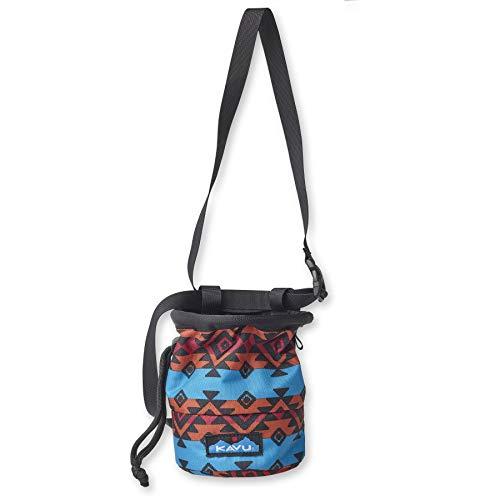 KAVU Peak Seeker Chalk Bag for Rock Climbing, Gymnastics, and Weightlifting - Horizon Blanket
