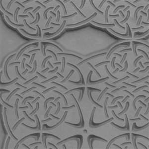 Cool Tools - Flexible Texture Tile - Celtic Knots - 4' X 2'
