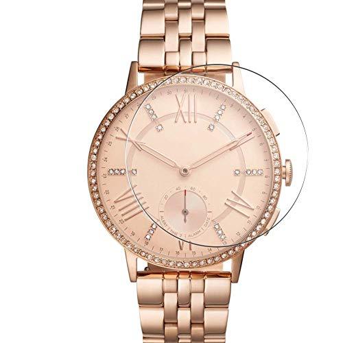 Vaxson 3 Stück Schutzfolie, kompatibel mit Fossil Q Gazer 41mm Smartwatch Hybrid Watch, Bildschirmschutzfolie TPU Folie [nicht Panzerglas] Neue Version