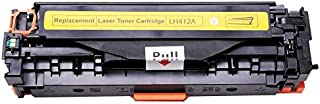 Sham Technologies Ce412a Y (Sham Technologies 305a) Laser Toner, Yellow, Compatible, (2600 Pages)