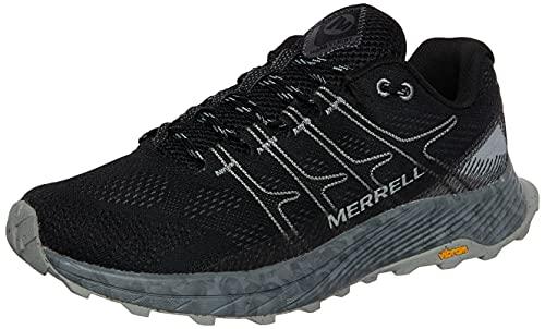 Merrell Men's, Moab Flight Trail Running Shoe Black 11 M