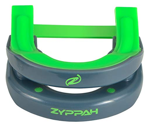 ZYPPAH Anti Snoring Hybrid Oral Appliance Mouthpiece Stop Snoring Solution Snore Stopper Mouth Guard Device - Made in USA, FDA Cleared - Original