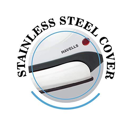 Havells Era 1000-Watt Dry Iron (Grey/White)