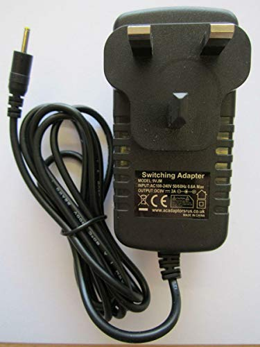 9V Mains AC-DC adapter voeding oplader voor Archos ArcBook Tablet PC