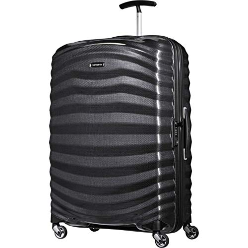 Samsonite Black Label Lite Shock 30' Hardside Spinner (One Size, Black)