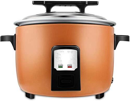 Cocina de arroz Comercial de gran capacidad, olla interior, cocina interior, cocina automática, fácil limpieza, maquillaje de alimentos