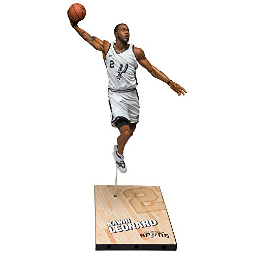 McFarlane NBA Series 31 KAWHI LEONARD #2 - San Antonio Spurs Sports Picks Figure