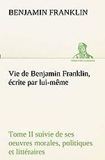 Image of Vie de Benjamin Franklin. Brand catalog list of Benjamin Franklin.