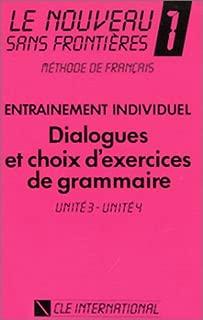 Le Nouveau Sans Frontières 1 : Méthode de français (cassette audio) (French Edition)