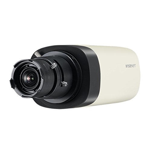 Samsung Hanwha QNB-7000 Cámara de vigilancia de CCTV de red interna de 4 MP PoE Wisenet Q