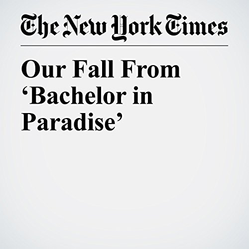 Our Fall From 'Bachelor in Paradise' copertina