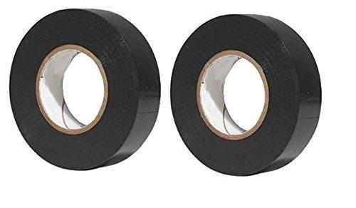 Tienda accesorios - cinta aislante eléctrica PVC 19 mm x 20 m negro