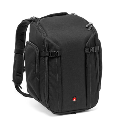 Manfrotto MB MP-BP-30BB Professional 30 Camera Backpack, Includes Camera Protection System, fits DSLR with Lenses, Flash, Laptop, Tripod, Accessories