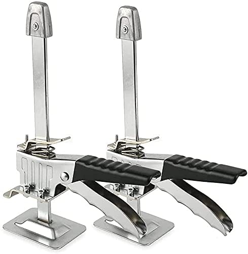 FAEIO 2PCS Labor-saving Inventory cleanup selling sale Discount mail order arm -tile precision adjuster height posi