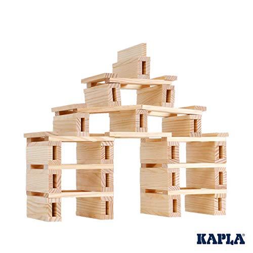 KAPLA-Holzbaukasten 200 Steine - 7