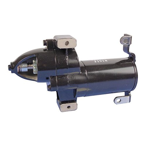 Check Out This OEM Evinrude Johnson BRP Outboard Starter Motor - 586957